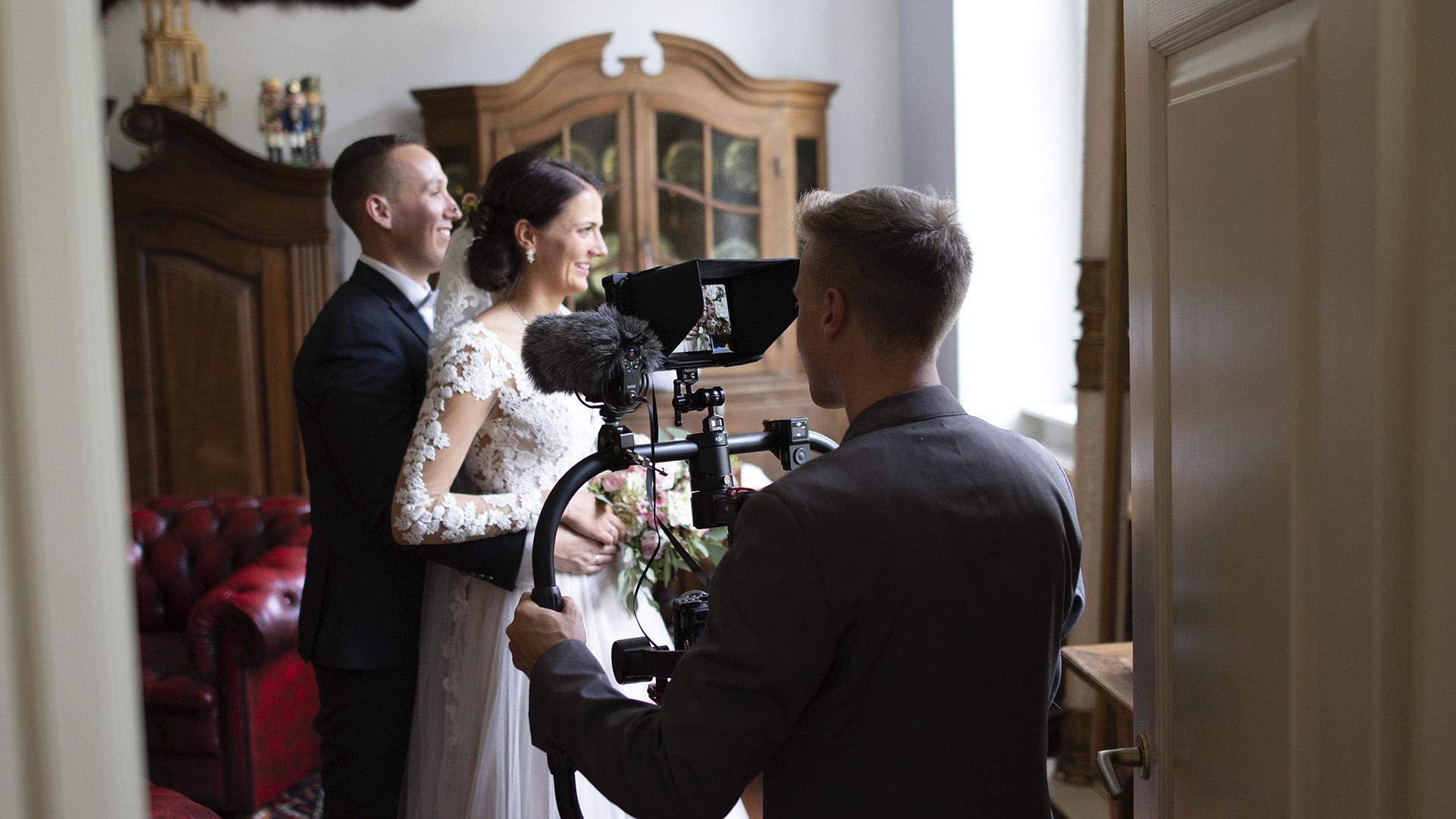 Hochzeit – Fotograf? Videograf? Beides?