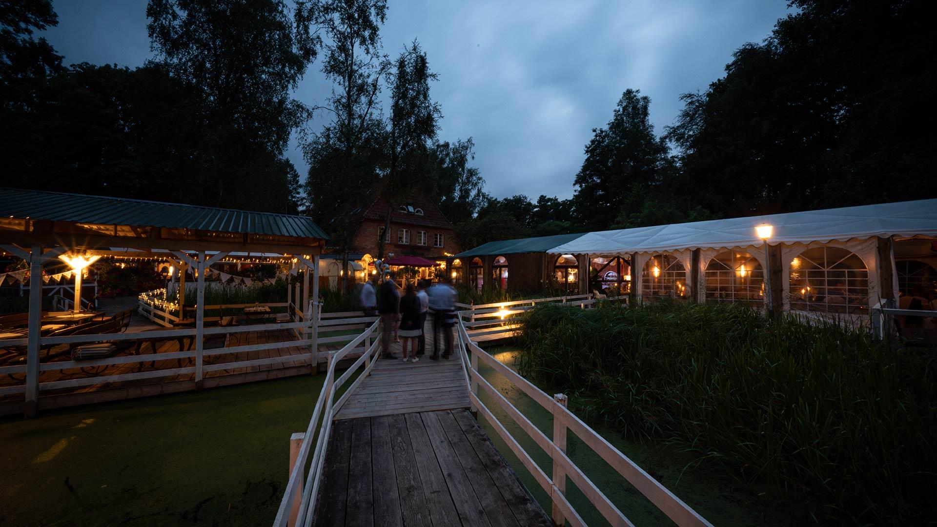 Hochzeit im Waldhotel Müggenbusch